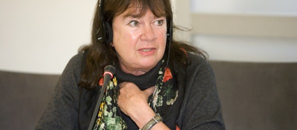 Interview with Helga Zepp-LaRouche in connection with the Danish elections, Nov. 13
