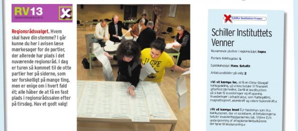 Her kan du sætte dit kryds: SIVE i Midtjyske Medier