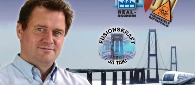 Pressemeddelelse den 4. november 2013 om Tom Gillesbergs valgkampagne i København