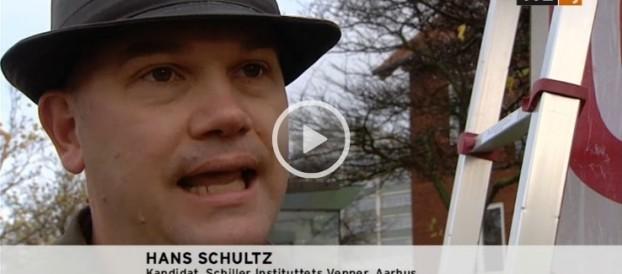 Hans Schultz på TV2 Østjylland