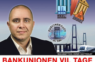 SIVE kandidat Janus Kramer dækket i JP-Aarhus