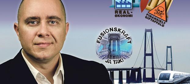 Pressemeddelelse fra Janus Kramer Møller