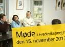 Møde i Frederiksberg/København