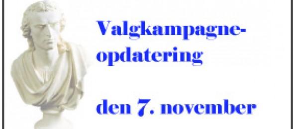 KV 2013: Valg-update, Schiller Instituttets Venner