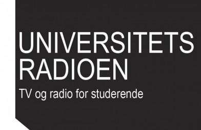 Tom Gillesberg på Universitetsradioen i København