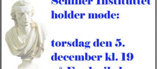 Møde den 5. december 2013  kl. 19 med Tom Gillesberg