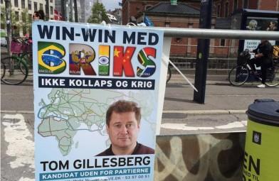 TV2 News' hjemmeside: Ekspertens top fem over valgplakater, den 28. maj 2015