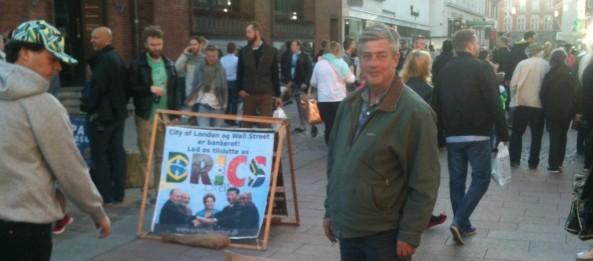 Poul Gundersen: Pressemeddelelse d. 8. juni 2015
