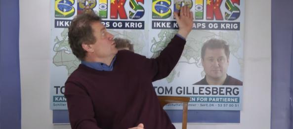 VIDEO (3 min.): STEM PÅ TOM GILLESBERG, CHRISTIAN OLESEN, HANS SCHULTZ OG POUL GUNDERSEN IMORGEN! den 17. juni 2015