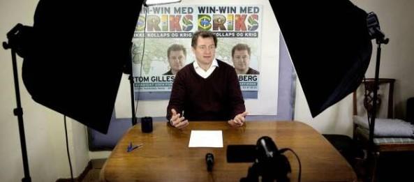 POLITIKEN: Tom Gillesberg drømmer stadig: Tænk, hvis jeg havde fået det afgørende mandat…