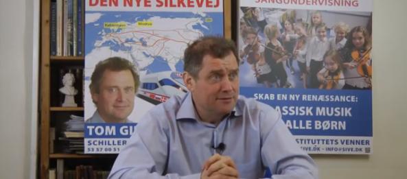 Schiller Instituttets Politisk Orientering ved Tom Gillesberg