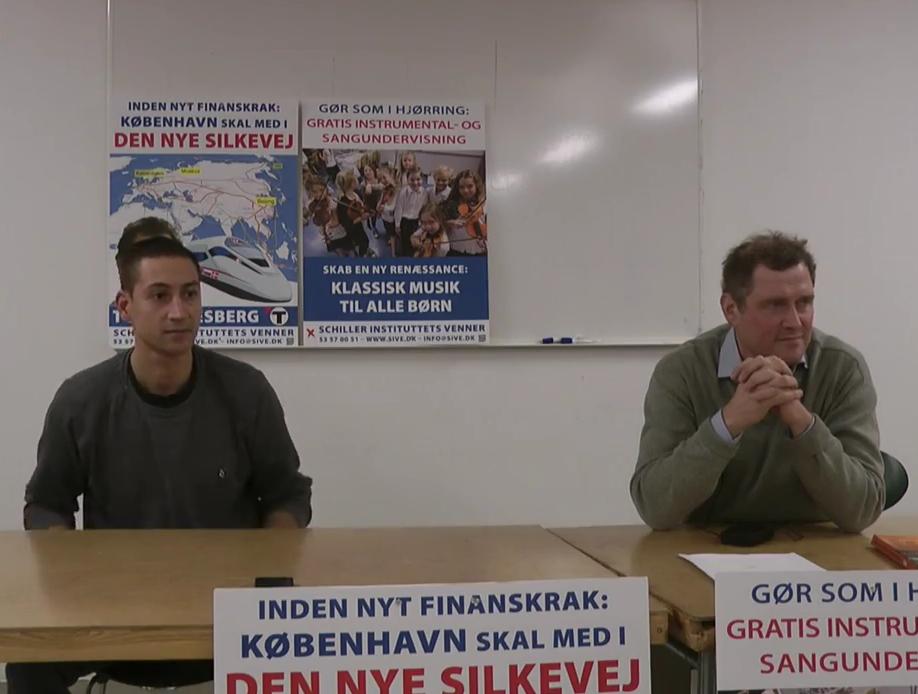 Valgmøde d. 10. november i København, del 2