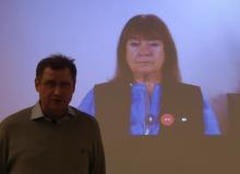 Valgmøde d. 10. november i København, del 1